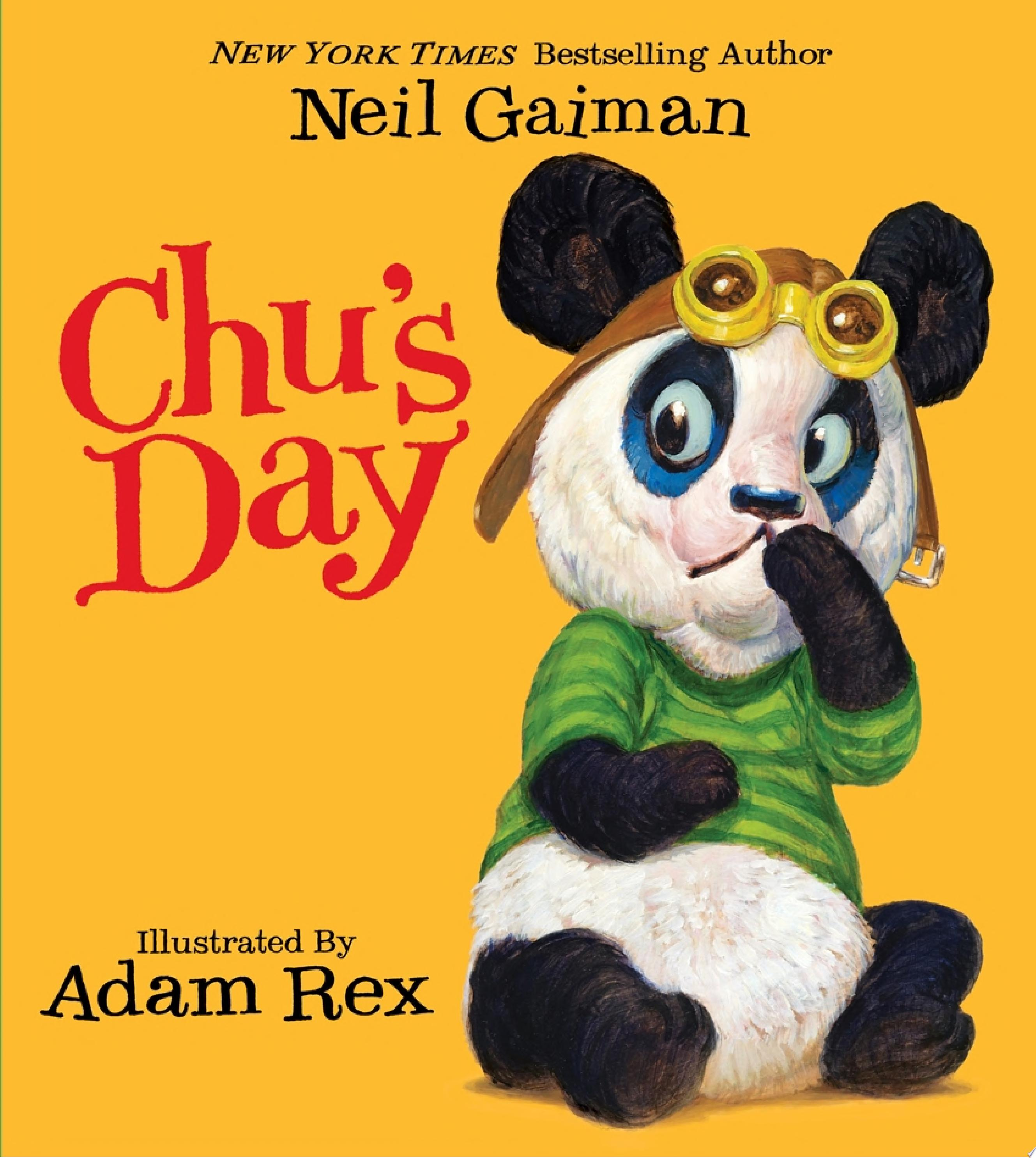 "Image for ""Chu's Day"""