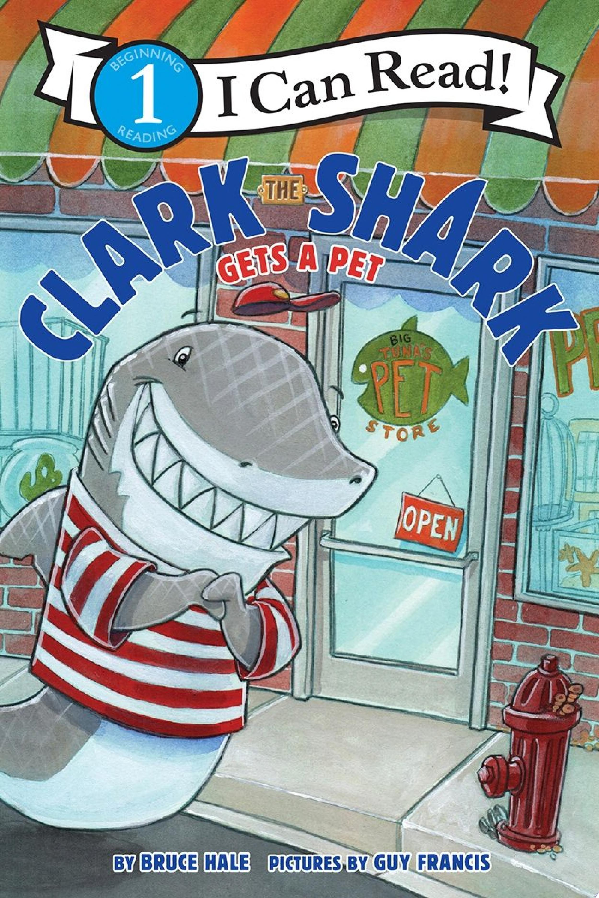 "Image for ""Clark the Shark Gets a Pet"""