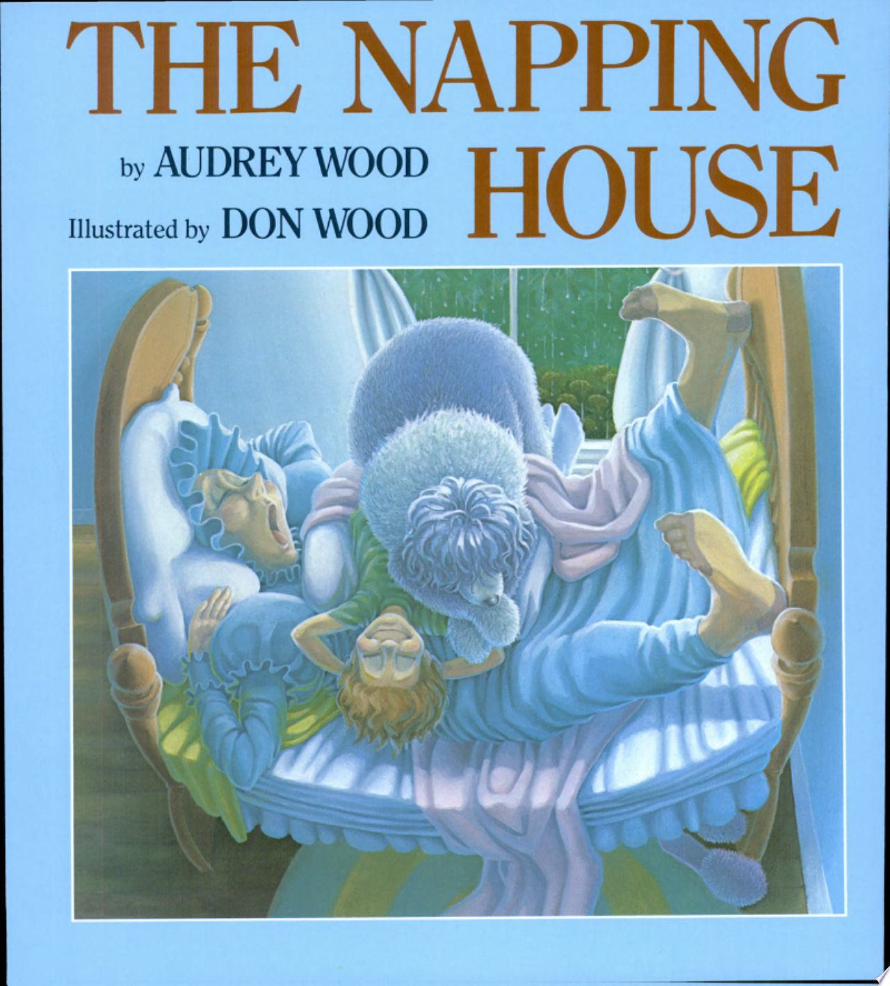 "Image for ""The Napping House"""