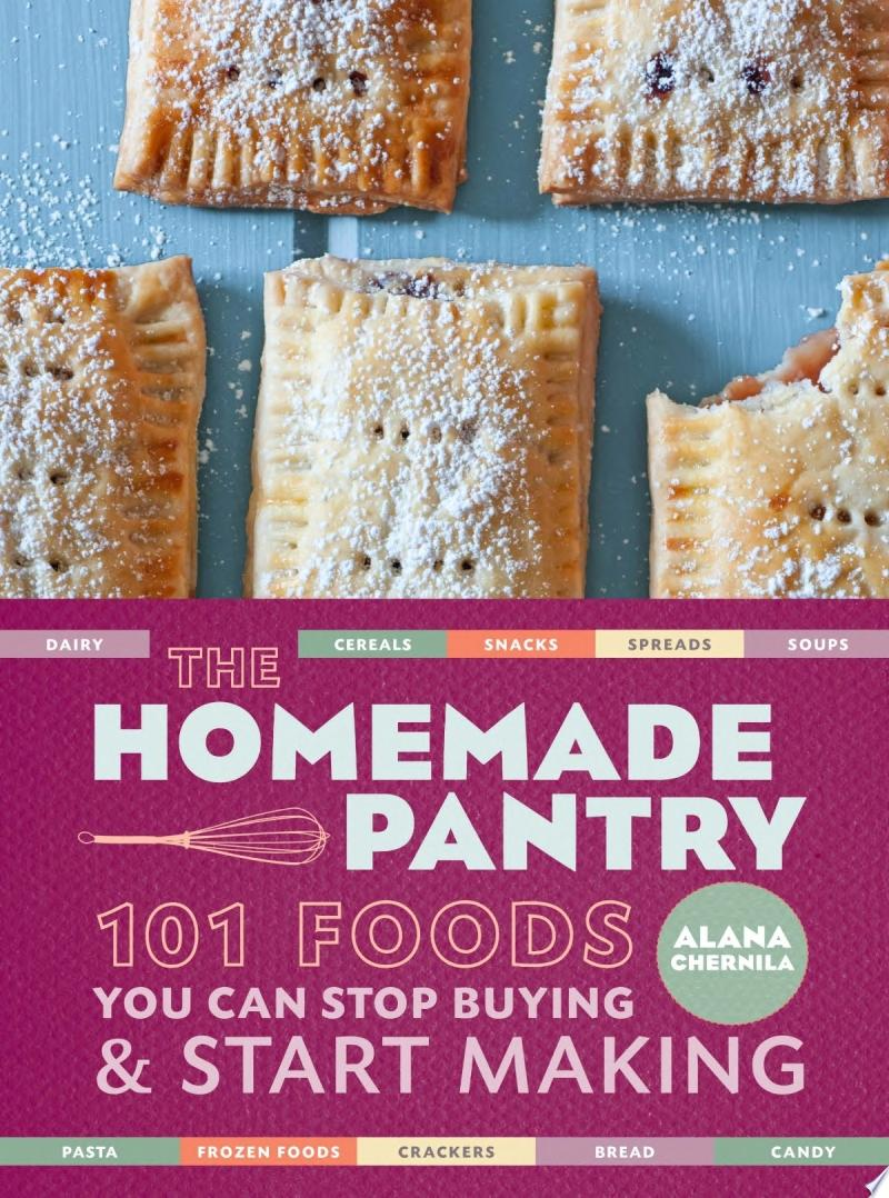 "Image for ""The Homemade Pantry"""