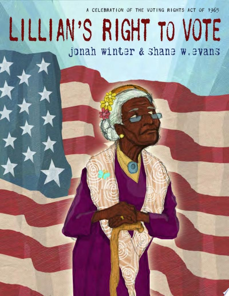 "Image for ""Lillian's Right to Vote"""