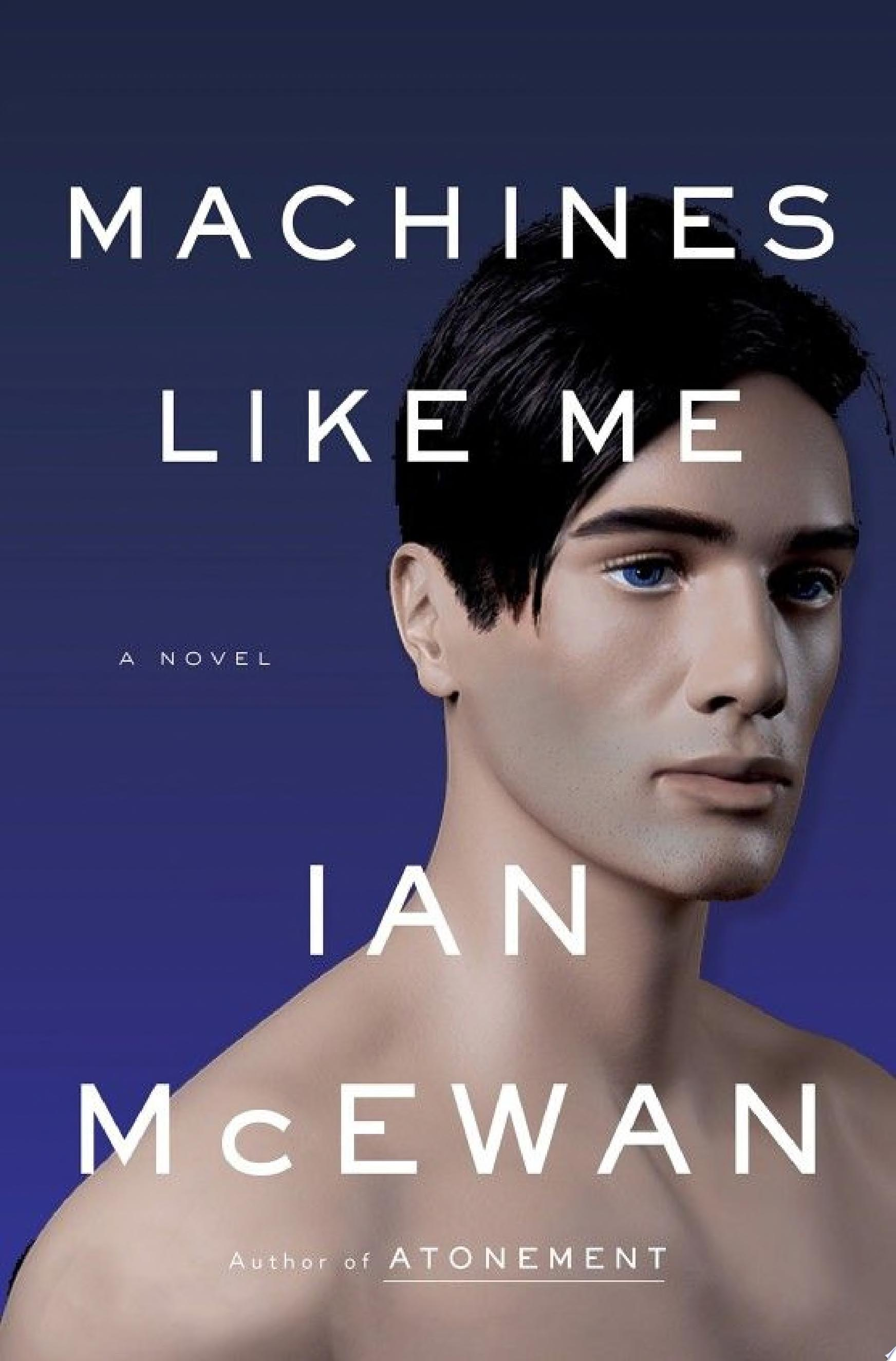 "Image for ""Machines Like Me"""