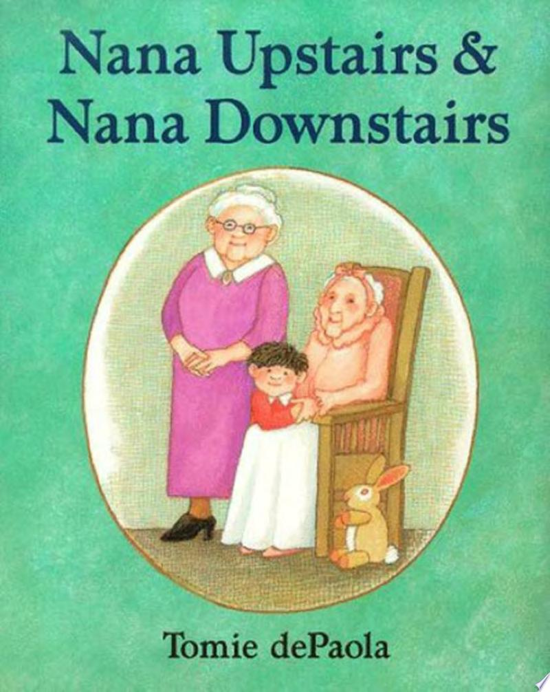 "Image for ""Nana Upstairs & Nana Downstairs"""