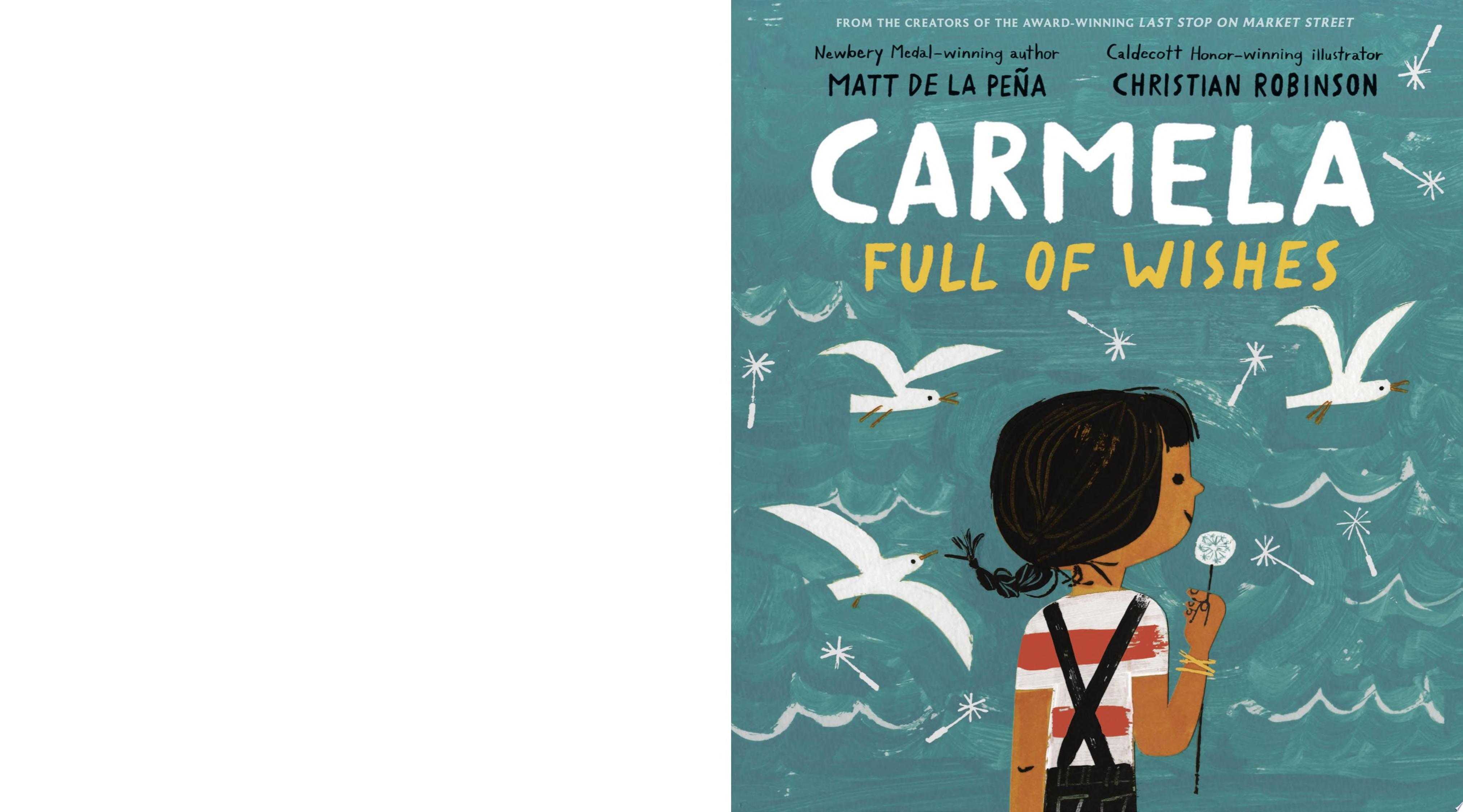 "Image for ""Carmela Full of Wishes"""