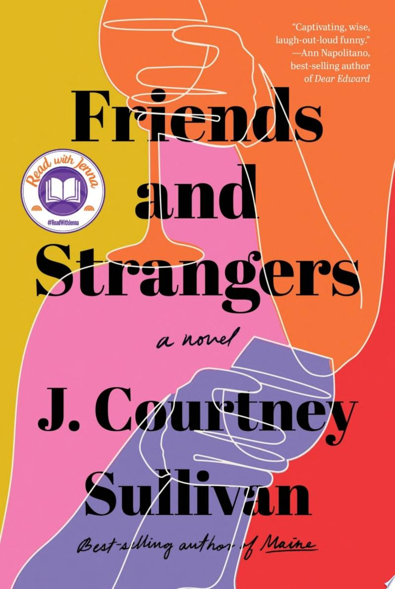 "Image for ""Friends and Strangers"""