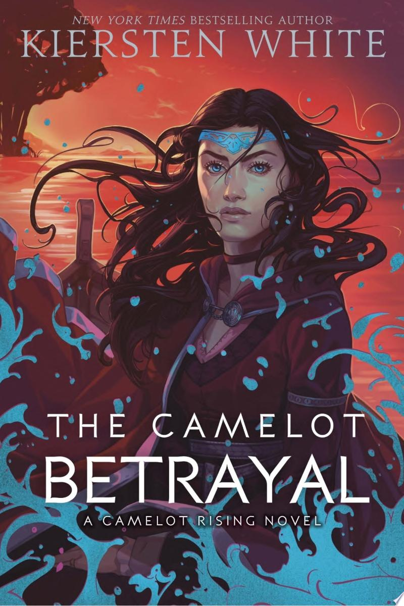 "Image for ""The Camelot Betrayal"""