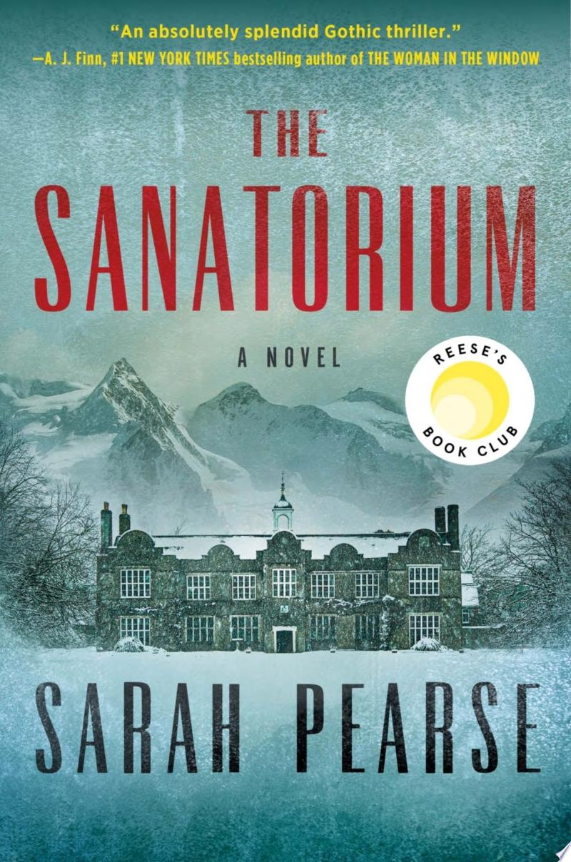 "Image for ""The Sanatorium"""