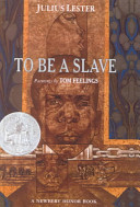 "Image for ""To Be a Slave"""