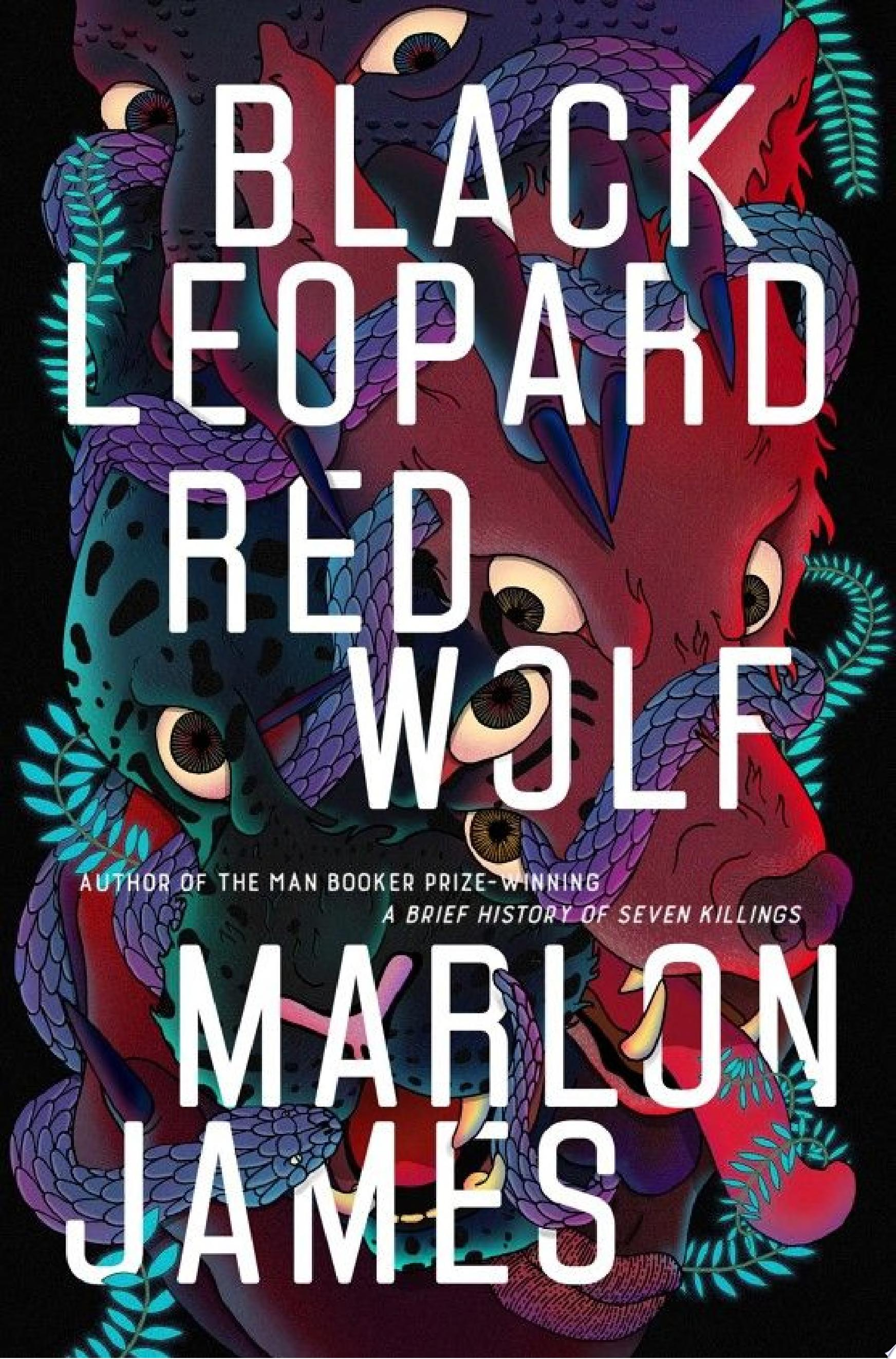 "Image for ""Black Leopard, Red Wolf"""