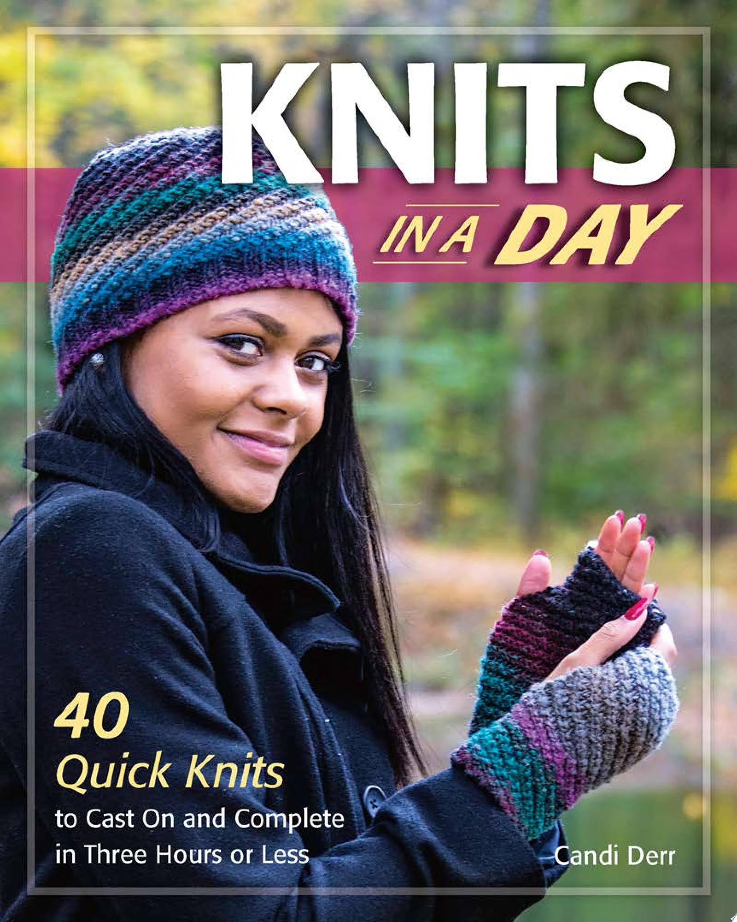 "Image for ""Knits in a Day"""