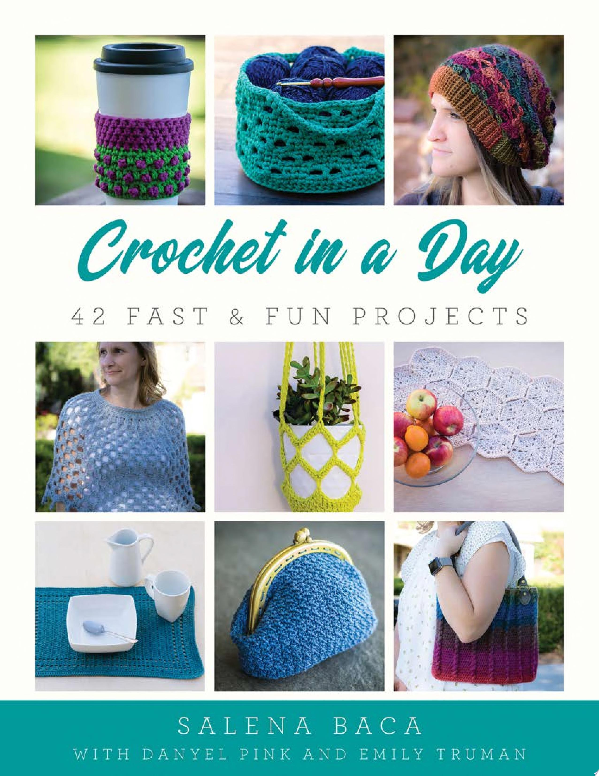 "Image for ""Crochet in a Day"""