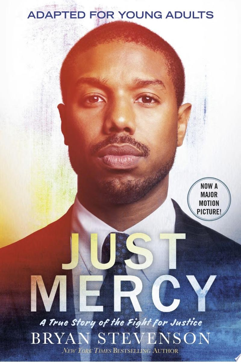 "Image for ""Just Mercy (Movie Tie-In Edition, Adapted for Young Adults)"""