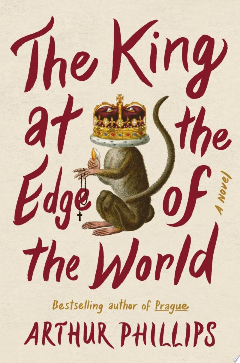 "Image for ""The King at the Edge of the World"""