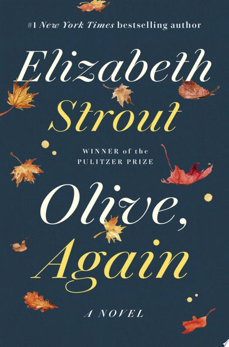 "Image for ""Olive, Again (Oprah's Book Club)"""