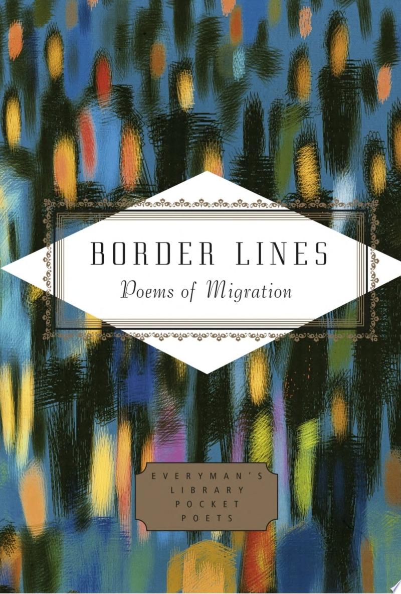 "Image for ""Border Lines"""