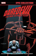 "Image for ""Daredevil Epic Collection: Last Rites"""