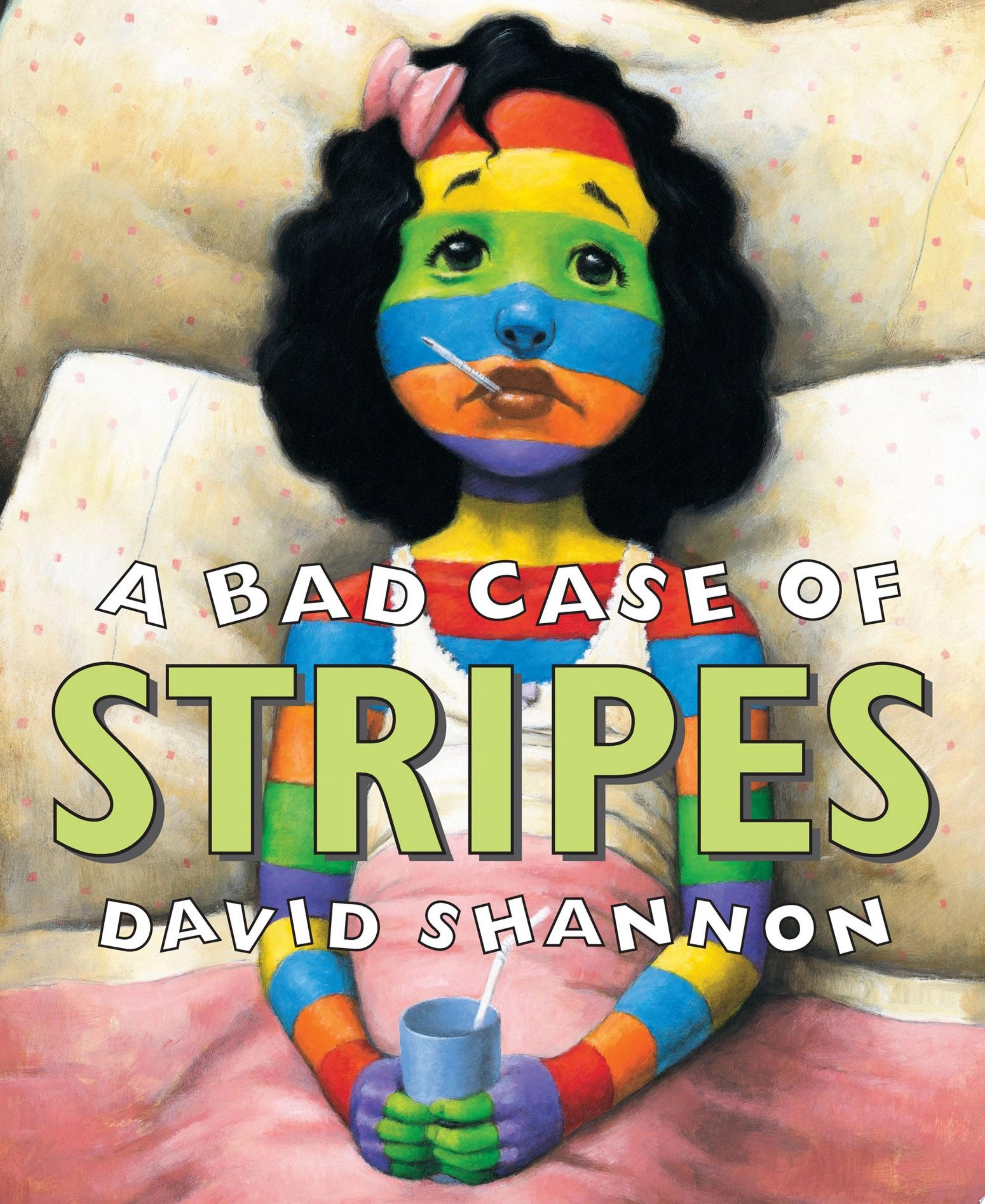 "Image for ""A Bad Case of Stripes"""