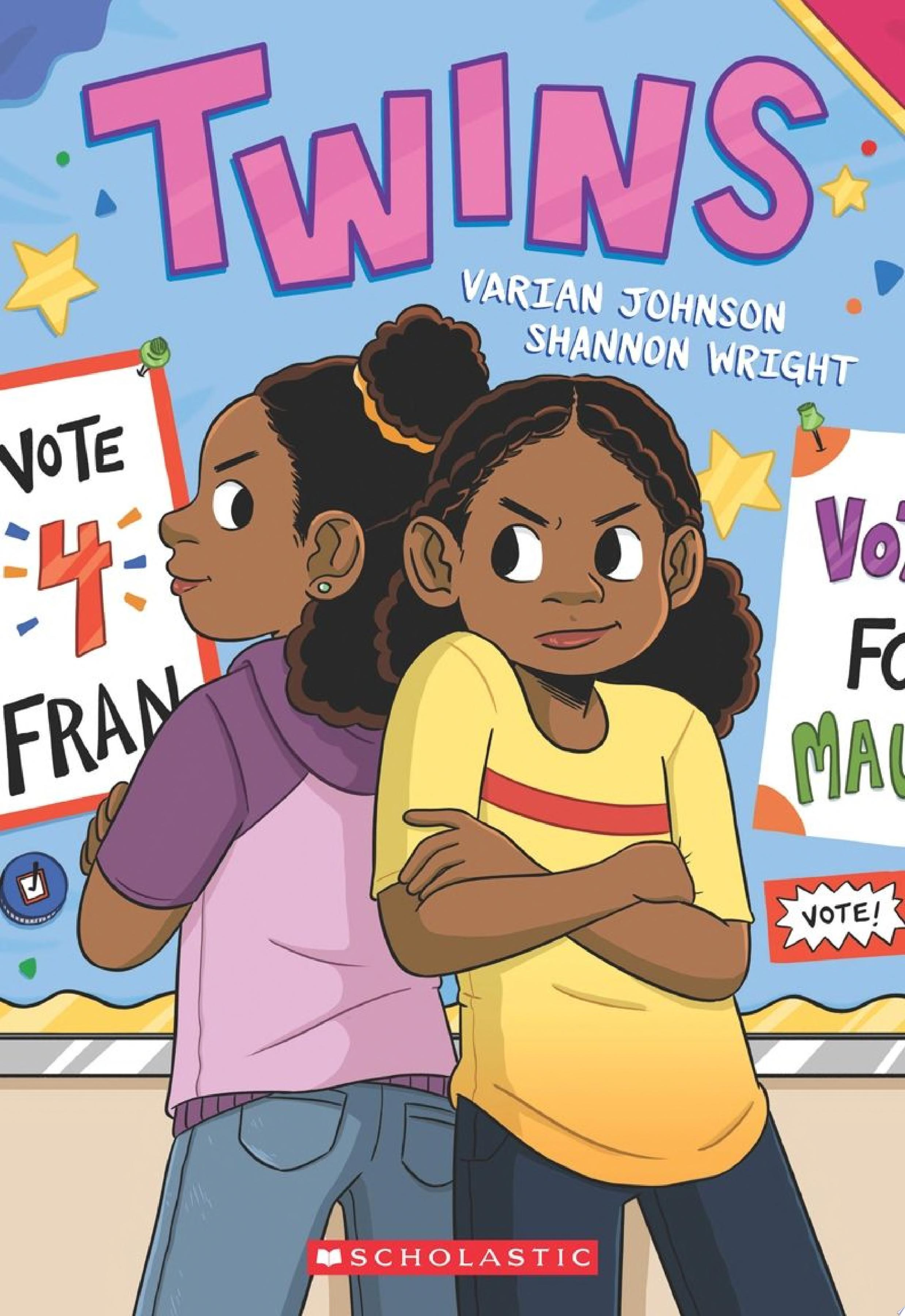 "Image for ""Twins: A Graphic Novel"""