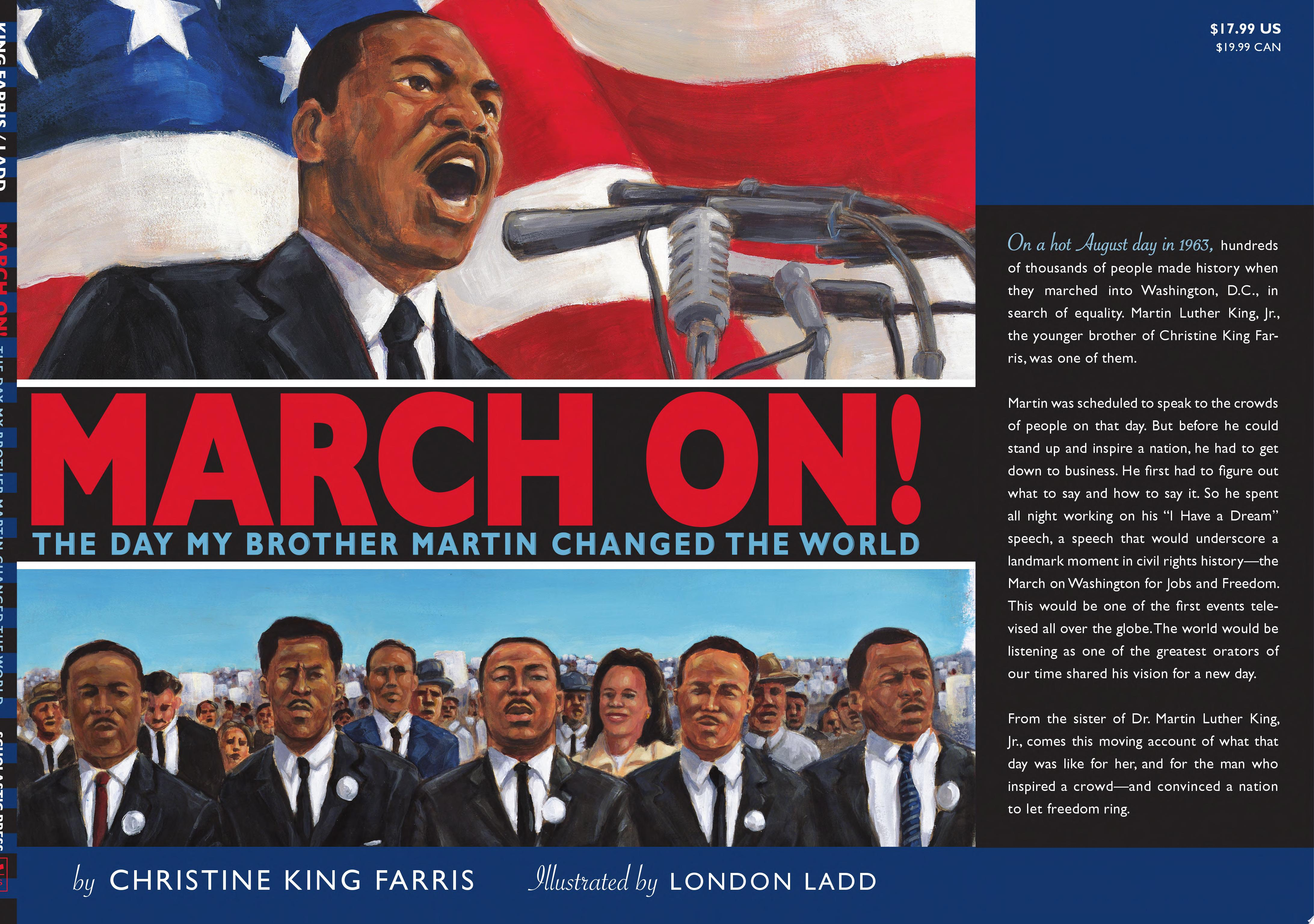 "Image for ""March On!"""