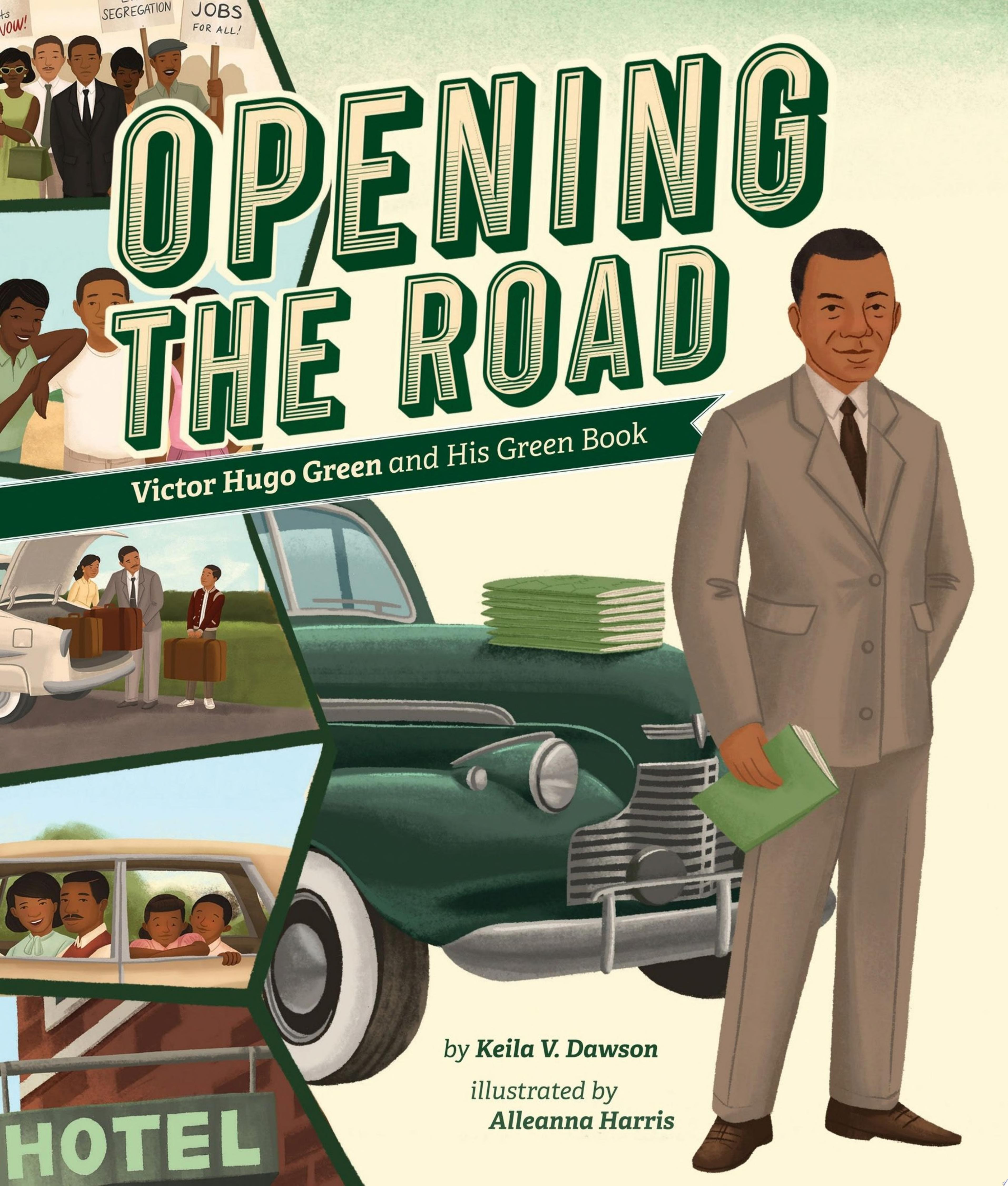 "Image for ""Opening the Road"""