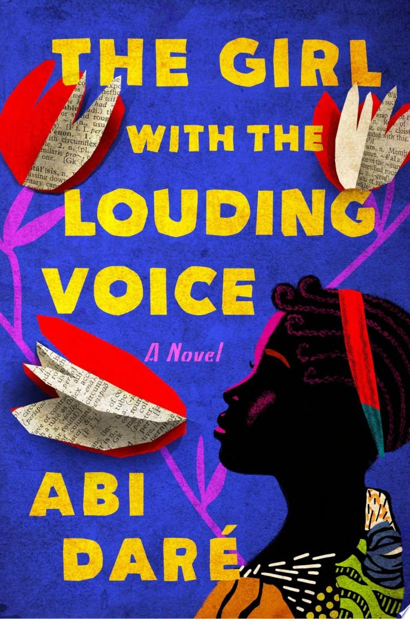 "Image for ""The Girl with the Louding Voice"""