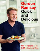 "Image for ""Gordon Ramsay Quick and Delicious"""