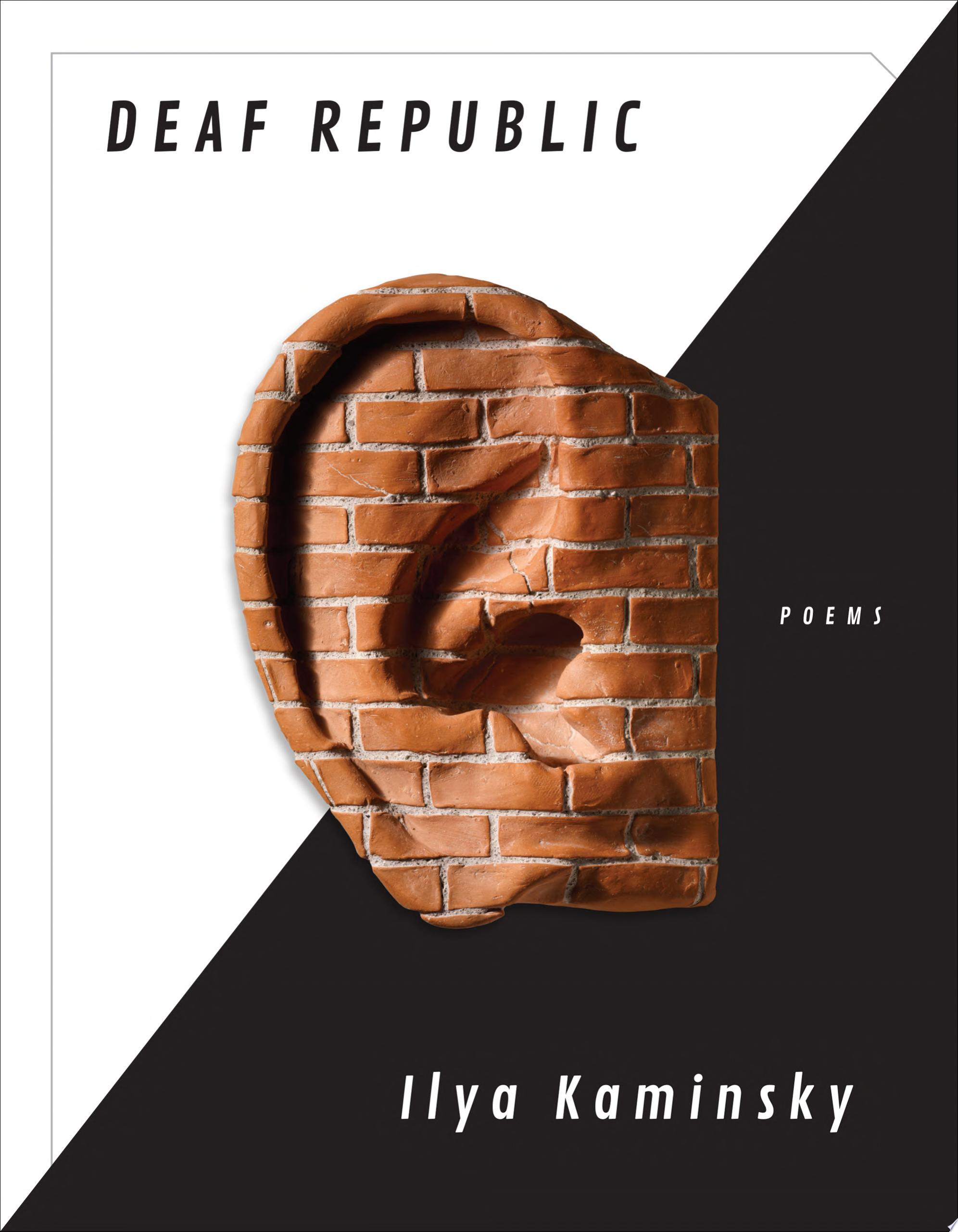 "Image for ""Deaf Republic"""