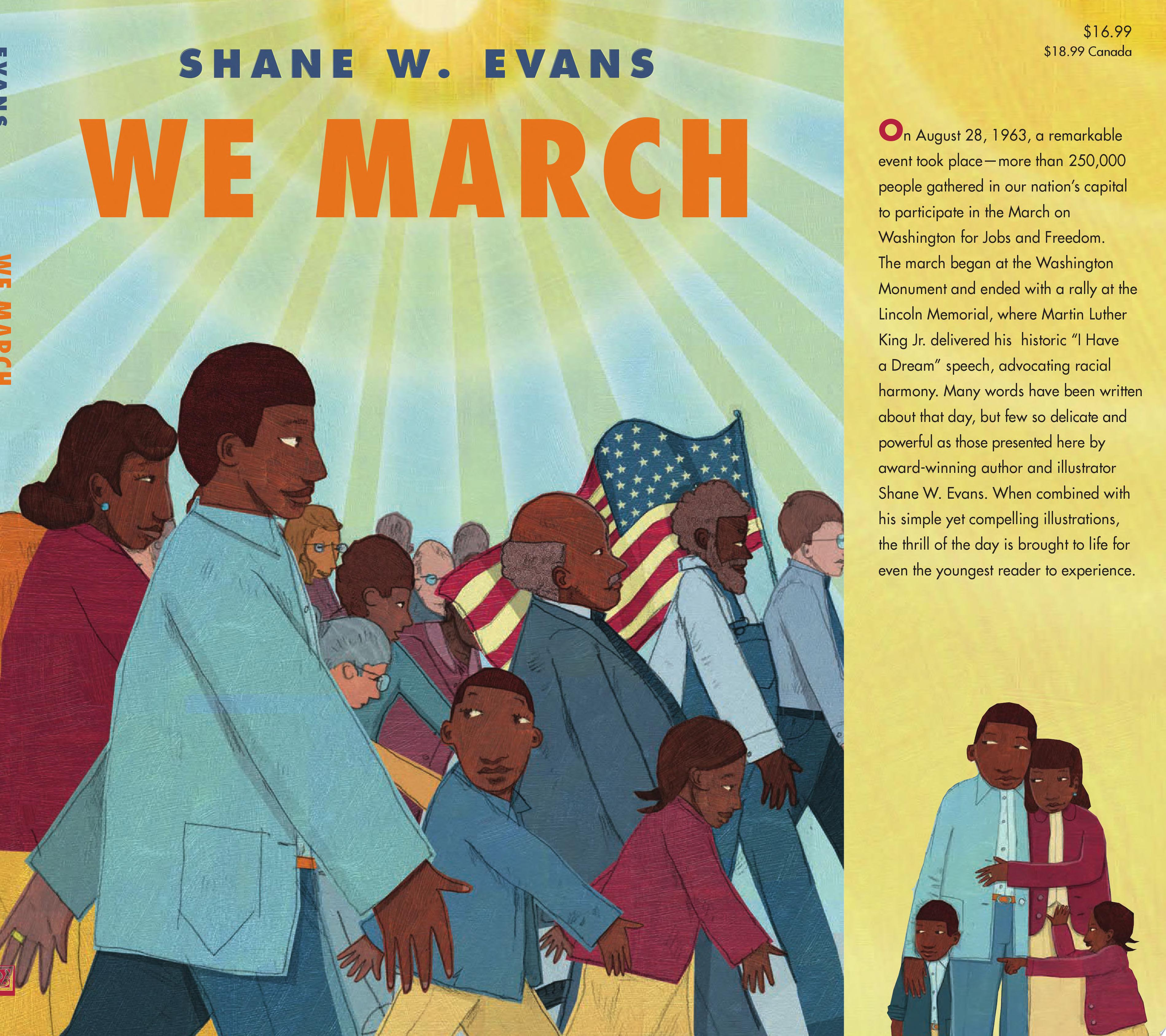"Image for ""We March"""