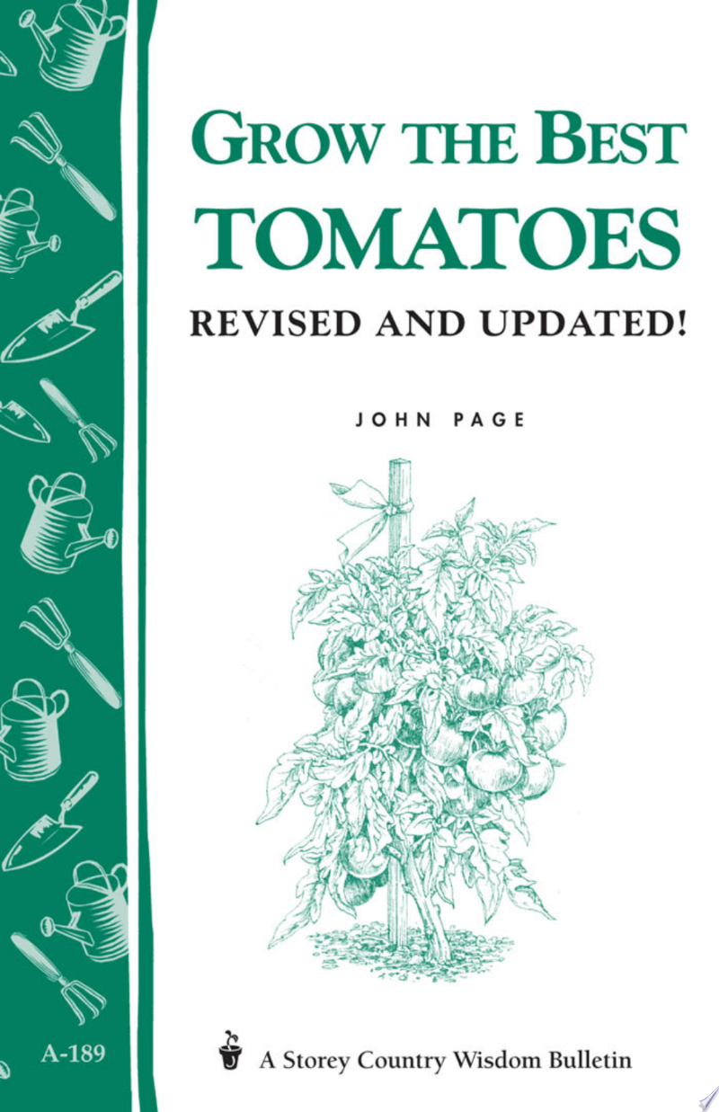 "Image for ""Grow the Best Tomatoes"""