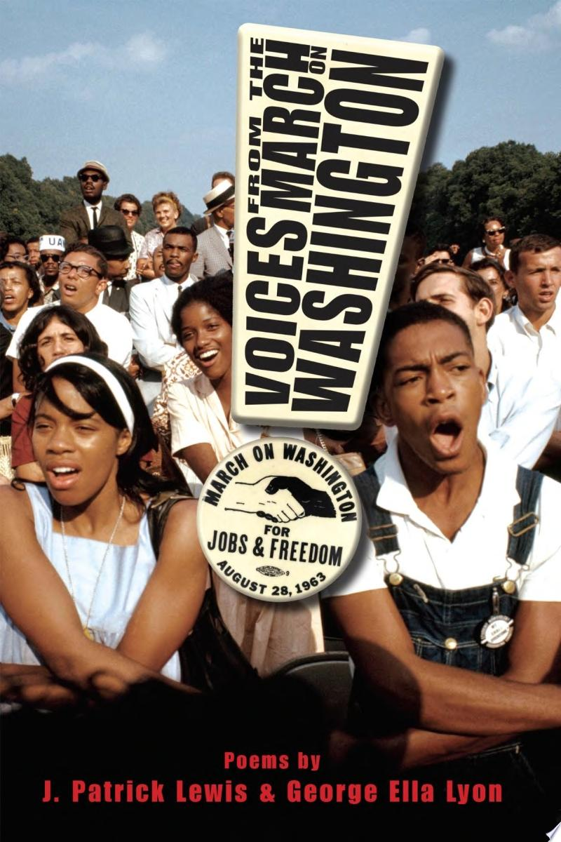 "Image for ""Voices from the March on Washington"""