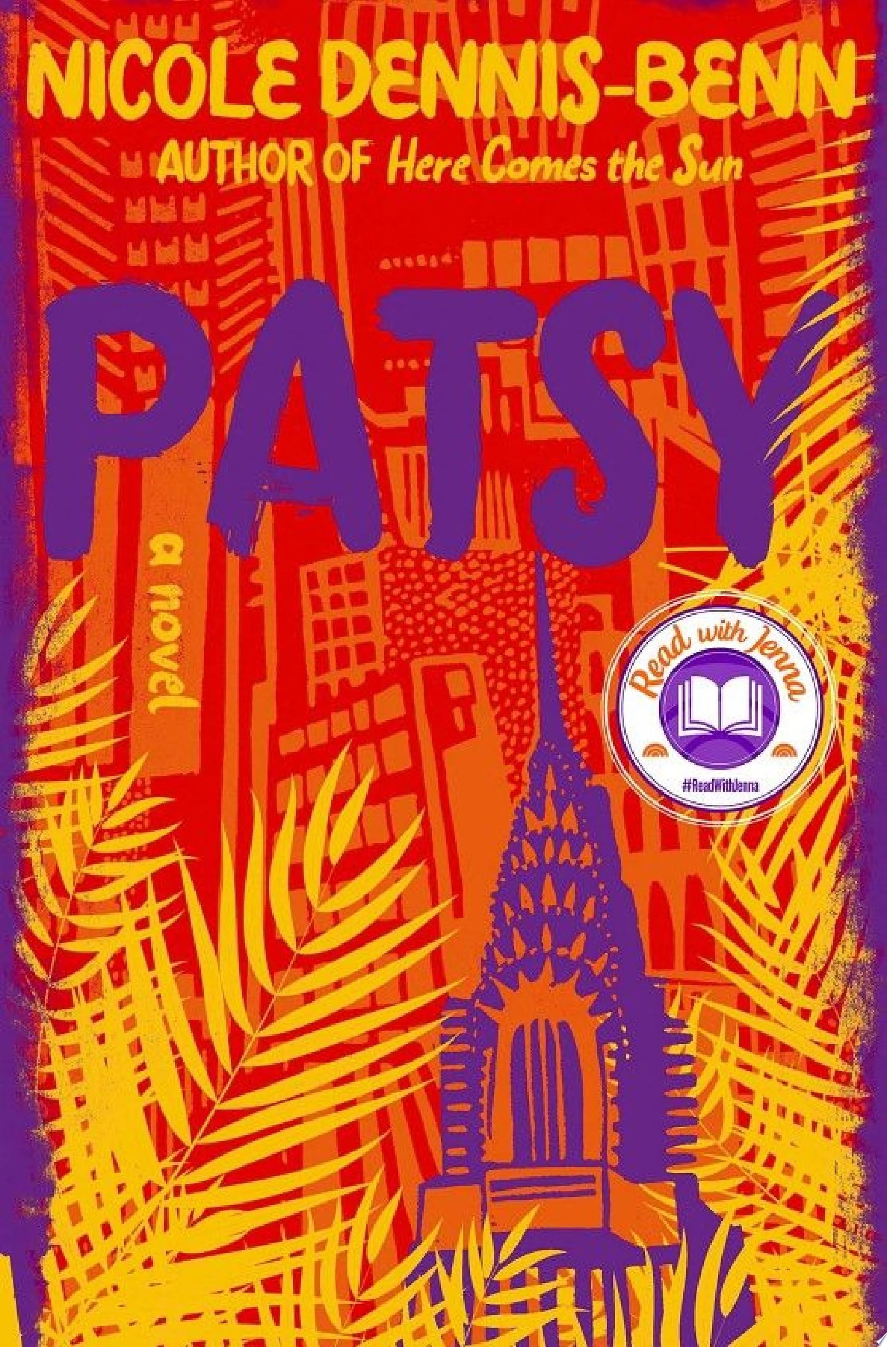 "Image for ""Patsy: A Novel"""