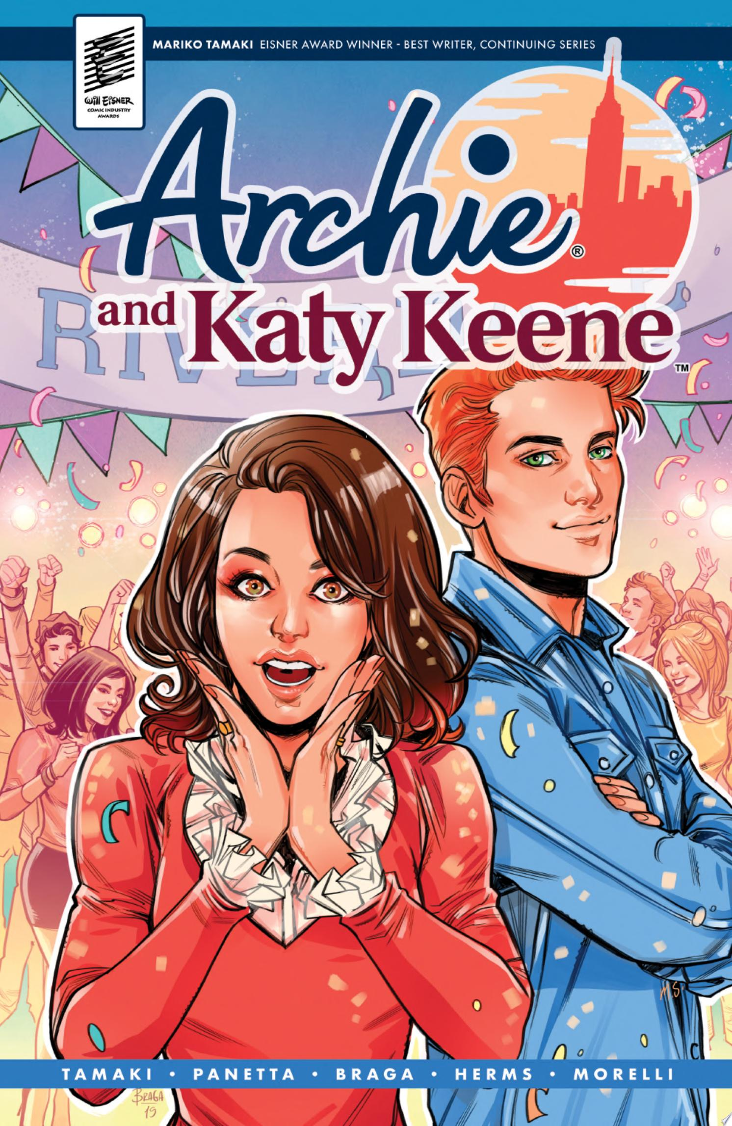 "Image for ""Archie & Katy Keene"""