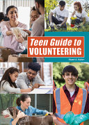 "Image for ""Teen Guide to Volunteering"""
