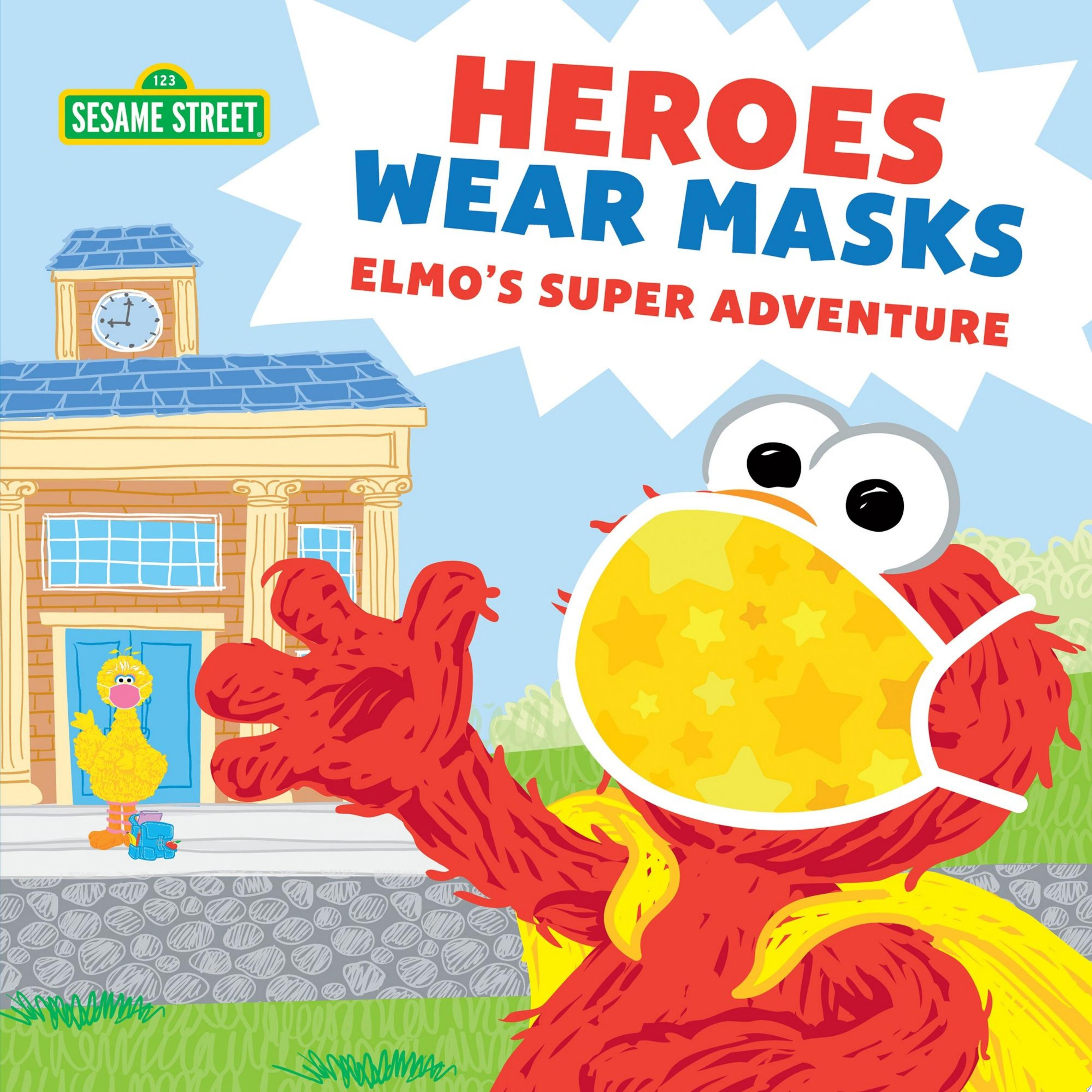 "Image for ""Heroes Wear Masks"""