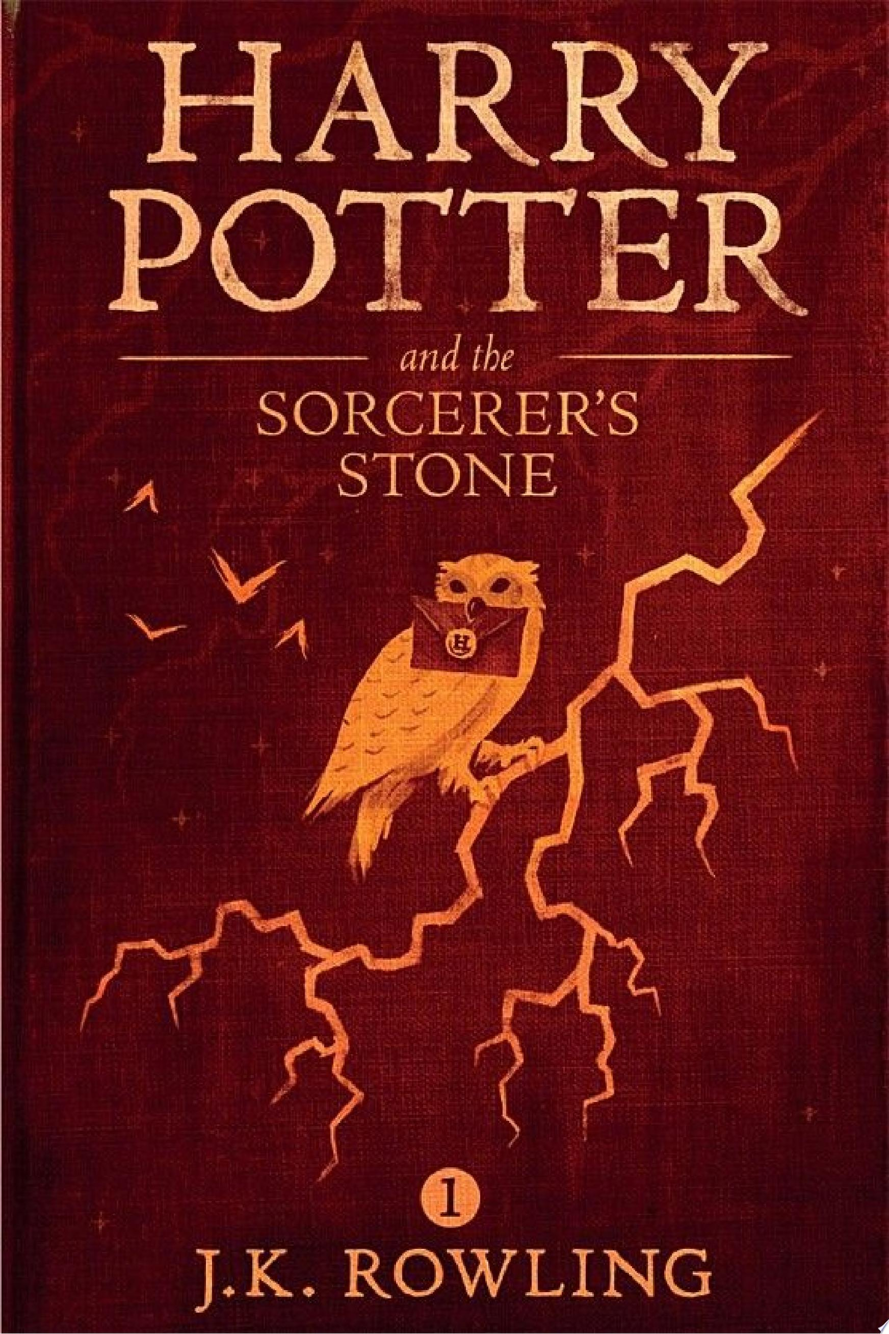 "Image for ""Harry Potter and the Sorcerer's Stone"""
