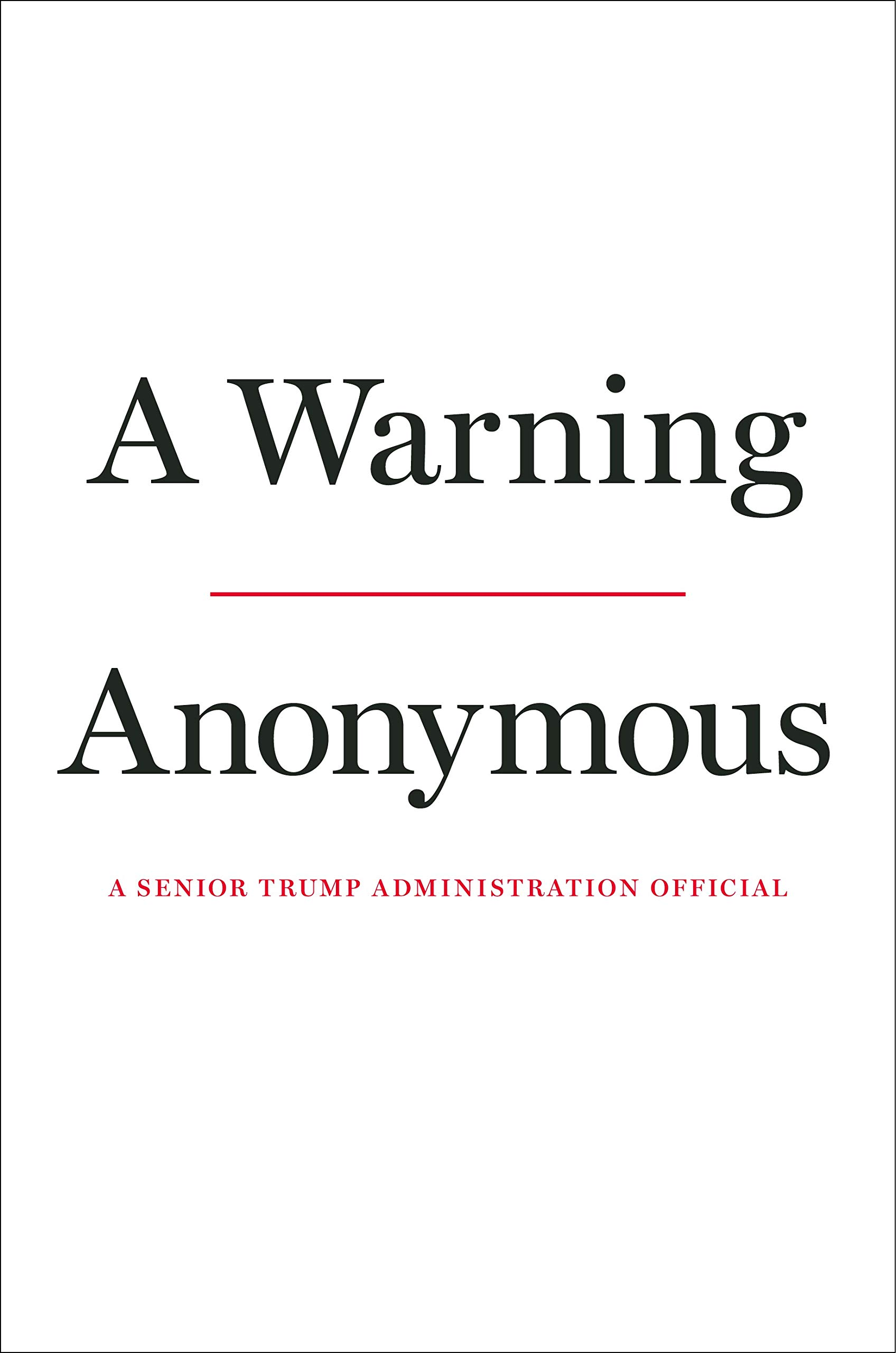 "Image for ""A Warning"""