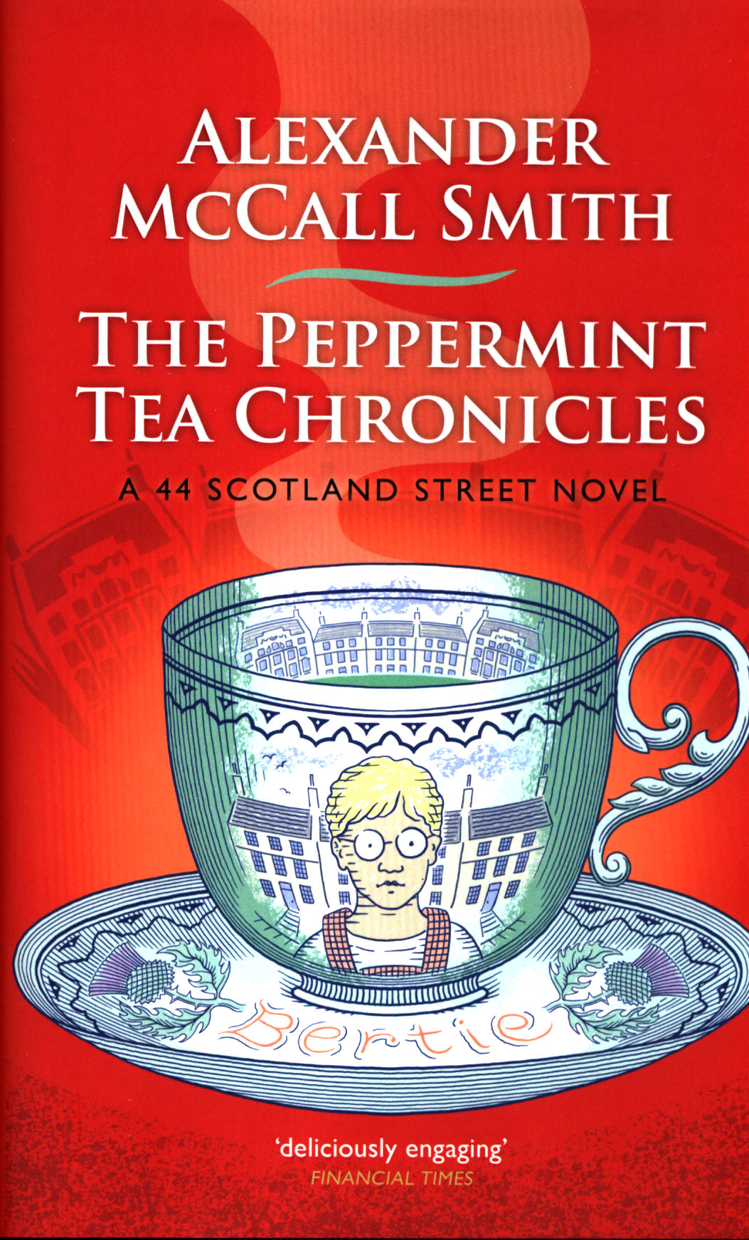 "Image for ""The Peppermint Tea Chronicles"""
