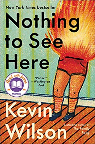 Image of Nothing to See Here book cover