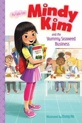 Image of Mindy Kim and the Yummy Seaweed Business