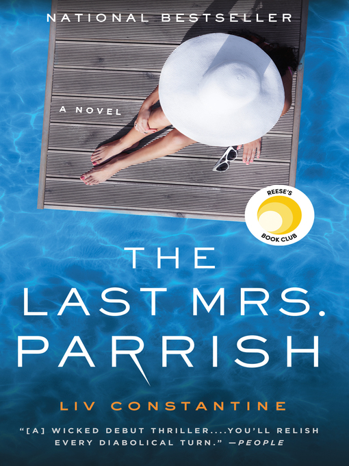 "Image for ""The Last Mrs. Parrish"""