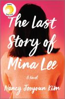 "Image for ""The Last Story of Mina Lee"""