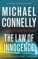"Image for ""The Law of Innocence"""