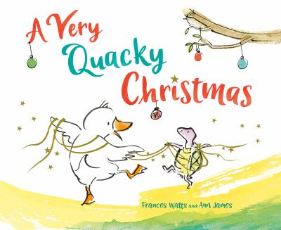 "Image for ""A Very Quacky Christmas"""