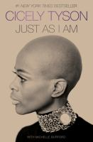 "Image for ""Just as I Am"""