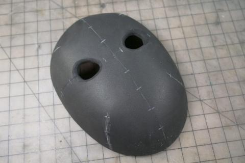 EVA Foam Mask