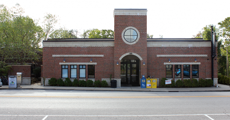 Berea branch location exterior